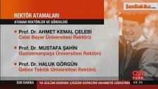 Meü'nün Yeni Rektörü Prof. Dr. Ahmet Çamsarı