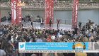 One Direction - Steal My Girl - Today Show City Walk