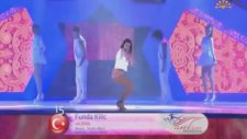 Funda Kılıç - Hoppa (Semi Final Türkvizyon)
