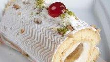 Muzlu Rulo Pasta Tarifi - Yaş Pasta Tarifi
