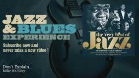 Billie Holliday - Don't Explain - Jazzandbluesexperience