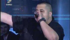 Fuat Ergin feat. Sansar Salvo, Da Poet, Patron - Disko Krali Canli Performans 1