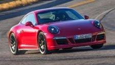 Yeni 424bhp Porsche 911 Carrera 4 GTS Deneme Sürüşü