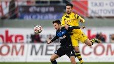 Paderborn 2-2 Dortmund - Maç Özeti (22.11.2014)