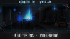 Speed Art Photoshop - Interruption
