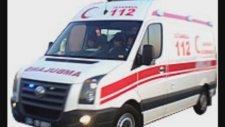 Ambulanslara Yol Vermeyenlere Tepki