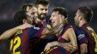 Barcelona 5-1 Sevilla - Maç Özeti (22.11.2014)