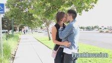 Kissing Prank - Magic Trick