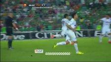 Ronaldinho'dan Müthiş Asist!...