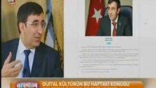 Kalkınma Bakanı Cevdet Yılmaz, A Haber'de Dijital Kültür Programına Konuk Oldu
