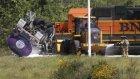 Korkunç Tren Kazası