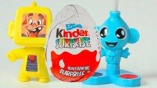 3 Sevimli Kinder Sürpriz Yumurta Açıyoruz  - Afacan Oyuncaklar