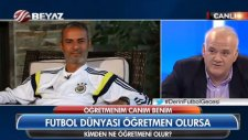 Ahmet Çakar'dan İsmail Kartal'a Olay Benzetme!