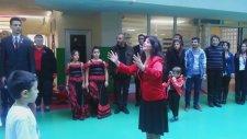 Güngören Mektebim Okulu 29 Ekim Bando Jimnastik Gösterisi Mektebim Okulları