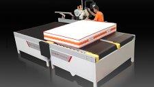 MMS 1100 Otomatik Kenar Kapama Makinasi
