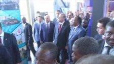 2. Türkiye-Afrika Ortaklık Zirvesi'nde Nijer Devlet Başkanı İle Görüştü
