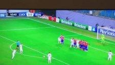 38 Yaşındaki Totti'den Harika Frikik Golü!