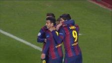 APOEL Nicosia 0-4 Barcelona (Maç Özeti)