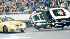 BMW M4'ten drift rekoru