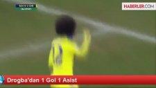 Drogba'dan 1 Gol 1 Asist