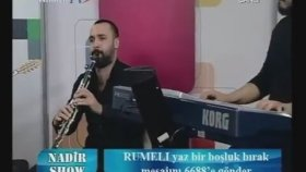 Nadir Saltik - Ah Tren Kara Tren - Rumeli Tv