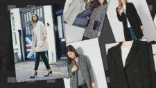 Büyük Beden Kaban Modelleri 2015 Mango Violeta