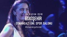 Sıla konserleri / 28 Kasım'da Eskişehir'de!