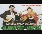 Gül Ahmet Yiğit & Arzu Bacı - Öksüz Ahmedin Ağıdı