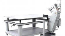 MMS 1000 Yatak Kenarı Kapama Makinasi