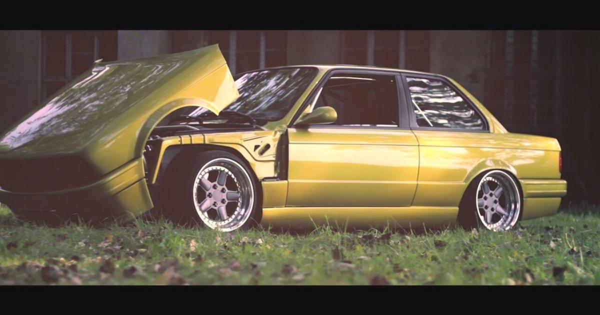 Modifiye 1987 Bmw E30 320i İzlesene Com