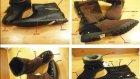 İşte O Kanserojen Ayakkabılar