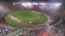 River Plate - Boca Juniors Maçında Muhteşem Tribünler
