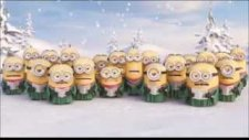 Minions Singing Jingle Bell - Merry Christmas 2014