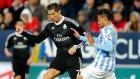 Malaga 1-2 Real Madrid (Maç Özeti)