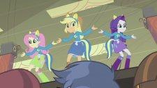 My Little Pony: Equestria Kızlar - Kafeterya Şarkı