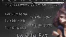 Dj Karaca Feat Volkan Boz - Talk Dirty ( Acoustic )