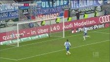 Ingolstadt-Bochum Maçında İnanılmaz Pozisyon