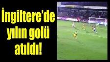 Yılın Golü Atıldı! Ne Zlatan Ne Messi...