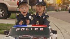 Çocuk Polisler ve Kaldırım Operasyonu