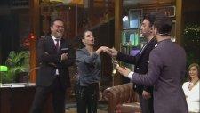 Gökhan Dumanlı, Beyaz Showda Şinasi Yurtsever ve Büşra Pekine Zarafet Dersi Veriyor. 4.Bölüm