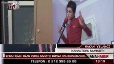 Efkar Cash  Tv 58 Haber Bülteninde Konuşma Yapılıyor