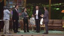Gökhan Dumanlı ile Beyaz Showda Zarafet Dersi El Sıkışması 5.Bölüm