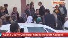 Adana'da Motosikletli Gazete Dağıtıcısı Kazada Öldü