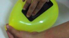 Balondan Cep Telefonu Kılıfı Nasıl Yapılır