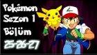 Pokemon 1. Sezon 25-26-27 Bölüm Tek Parça