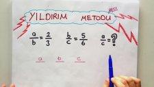 2 Dk'da Yıldırım Oran Metodu  - Tonguc Akademi, Mehmet Tugutlu