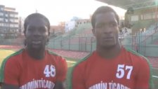 Cizre, Siyahi Futbolcuları Bağrına Bastı