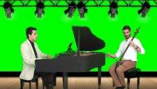 Enstrümantal Beste En Güzel Ezgiler Piyano Rebab Düeti Rahatlatıcı Besteler  Ahmet Hamdi Tanpınar Ak