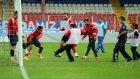 Mersinli Futbolcular Engellilerle Özel Maç Yaptı