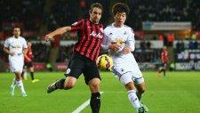 Swansea 2-0 QPR - Maç Özeti (2.12.2014)